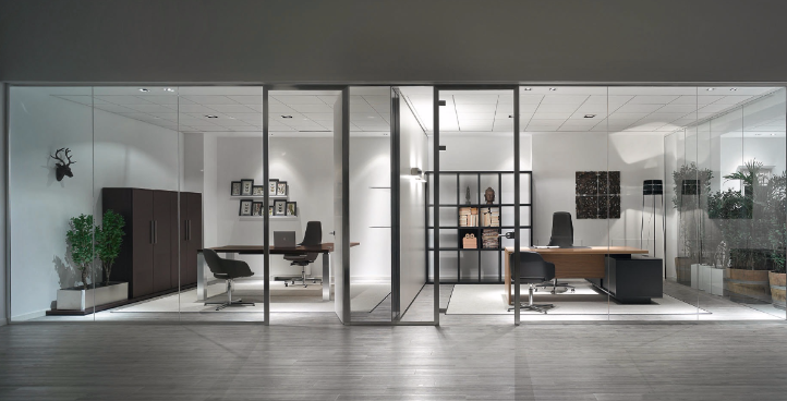 Glas voor uw kantoor interieur - Glasindustrie van Putten B.V.