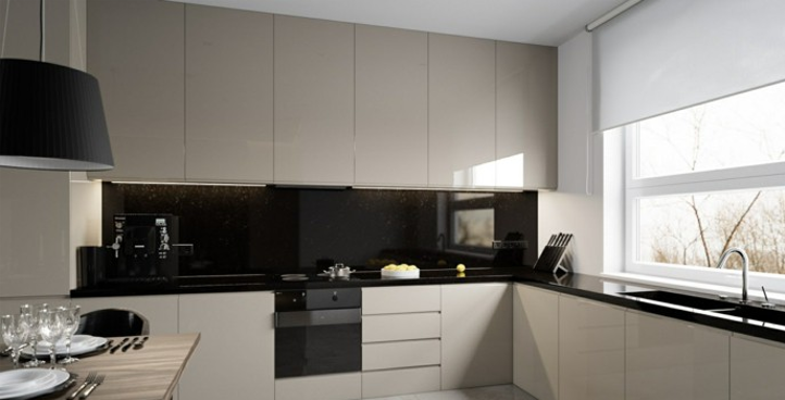 Keuken Achterwand Foto : Keuken achterwand dille peterselie rozemarijn basilicum